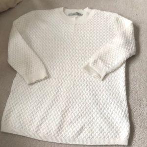 Zara angora sweater!